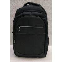Мужской рюкзак (чёрный) 21-04-034