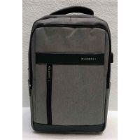 Мужской рюкзак (серый) 21-04-039
