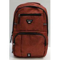 Мужской спортивный рюкзак  (бордовый) 21-04-079