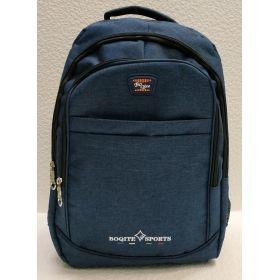 Мужской спортивный рюкзак  (синий) 21-04-080
