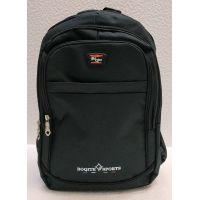 Мужской спортивный рюкзак  (чёрный) 21-04-080
