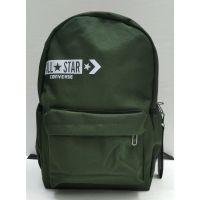 Мужской тканевой рюкзак (хаки) 21-08-054