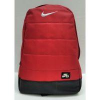 Мужской тканевый рюкзак (красный) 21-08-055