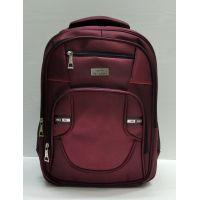 Мужской рюкзак (бордовый) 21-08-217