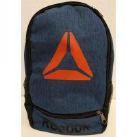 Мужской тканевой рюкзак (синий) 19-05-166
