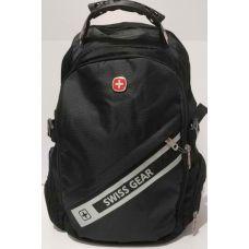 Мужской рюкзак Swissgear (чёрный) 20-07-031