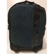 Мужской тканевый рюкзак (синий) 20-07-038