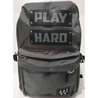 Мужской тканевый рюкзак  20-12-044