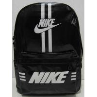 Мужской молодёжный рюкзак (чёрный) 17-7-005