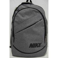 Мужской джинсовый рюкзак (серый) 18-06-138