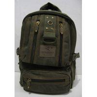 Мужской рюкзак (зеленый) 18-06-212
