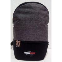 Мужской рюкзак ( серый) 19-06-013