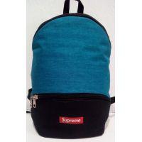 Мужской рюкзак ( голубой) 19-06-013