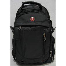 Мужской рюкзак Swissgear (чёрный) 19-07-016