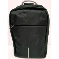 Мужской рюкзак (чёрный) 19-07-021