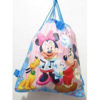 Рюкзак для обуви мультфильм (Микки и Минни Маус) 17-9-081
