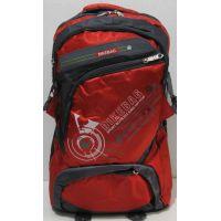 Мужской спортивный рюкзак (красный) 18-10-086
