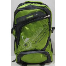 Мужской спортивный рюкзак (салатовый) 18-10-086