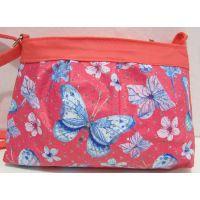 Детская сумочка с бабочками  17-12-147