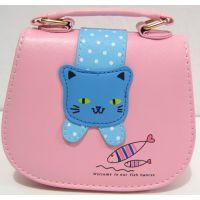 Детская сумочка - клатч (розовая)17-12-148