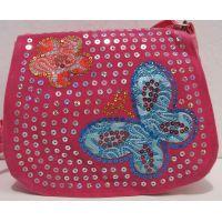 Детский сумочка (розовая) 18-12-211