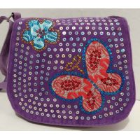 Детский сумочка (фиолетовая) 18-12-211