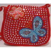 Детский сумочка (красная) 18-12-211