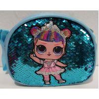 Детская сумочка  LOL (голубая) 19-09-023