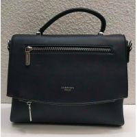 Женская каркасная сумка Weilivya (синяя) 20-11-334