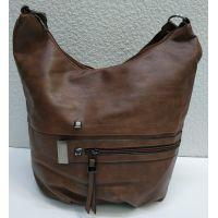 Женская сумка  (коричневая) 20-11-342