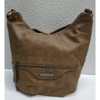Женская сумка  (светло коричневая) 20-11-343