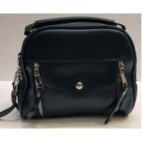 Женская сумка кросс-боди (синяя) 21-02-006