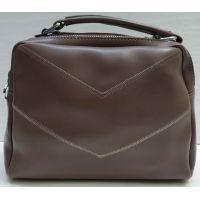 Женская сумка кросс-боди (бургунд) 21-02-008