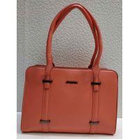 Женская сумка Jingpin (коралловая) 21-04-011