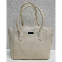 Женская сумка на два отделения (бежевый) 21-04-012