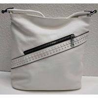 Женская сумка Suliya (белая) 21-04-015