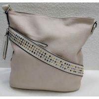 Женская сумка Suliya (бежевая) 21-04-017