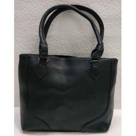 Женская сумка на каждый день (чёрная) 21-04-019