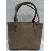 Женская сумка на каждый день (коричневая) 21-04-019