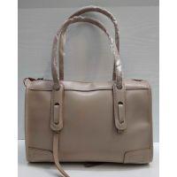 Женская кожаная сумка Alex Rai (тёмная пудра) 21-05-023