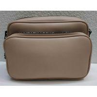 Женская  сумка кросс-боди (пудровая) 21-06-069