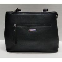 Женская сумка  (чёрная) 21-09-020