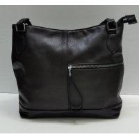 Женская сумка  (шоколадная) 21-09-022