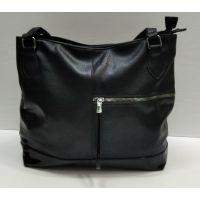 Женская сумка  (чёрная) 21-09-022