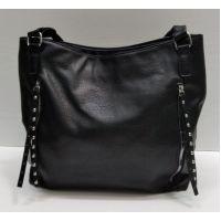 Женская сумка  (чёрная) 21-09-025