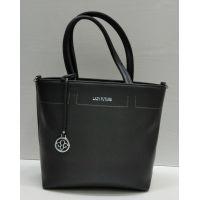 Женская сумка  (чёрная) 21-09-026
