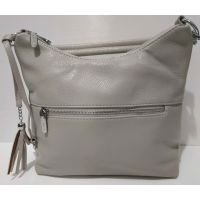 Женская сумка кросс-боди  Weiliya (бежевая)  20-07-022