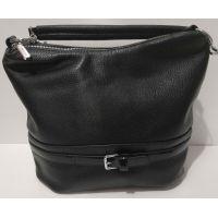 Женская сумка кросс-боди  Weiliya  (чёрная) 20-07-024