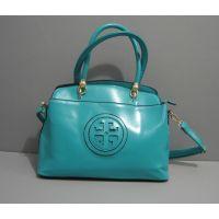 Женская стильная сумка Tory Burch (бирюзовая) 16-06-009