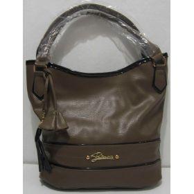 Женская сумка (хаки) 17-09-044